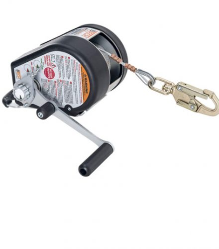 BTECH Man / Material Rated Winches
