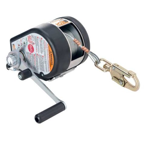 BTECH Man_Material Rated WInch 60002