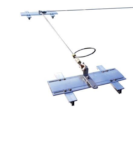 Pre-assembled Lifeline System Kits