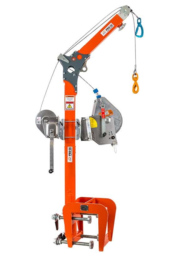 30106 Shoring Mount & IKAR & Materials Winch