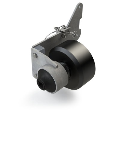 Power Drive for Man / Material Rated Winches