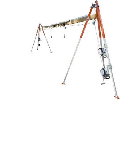 Tripod & Beam Assembly