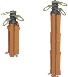 Tripost Anchors
