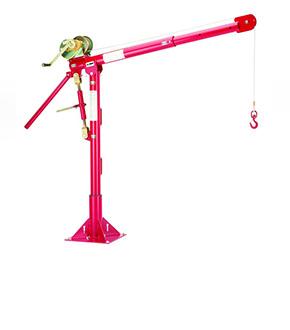 5110 Series Portable Davit Crane