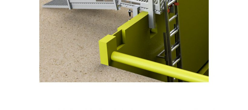 BTRENCHSAFE® Access / Egress Shoring Platform & Telescopic Walkway