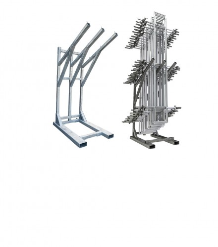 BTRENCHSAFE® Handrail Storage Rack