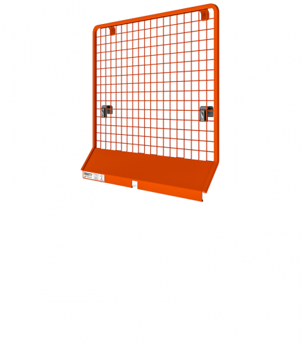 BTRENCHSAFE® Mesh Barriers for Aluminium Guardrail Guards