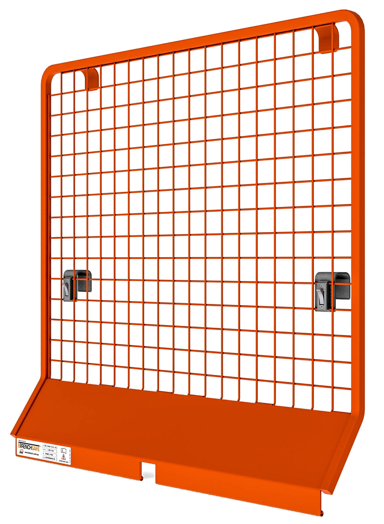 Barrier-Mesh-Orange-production