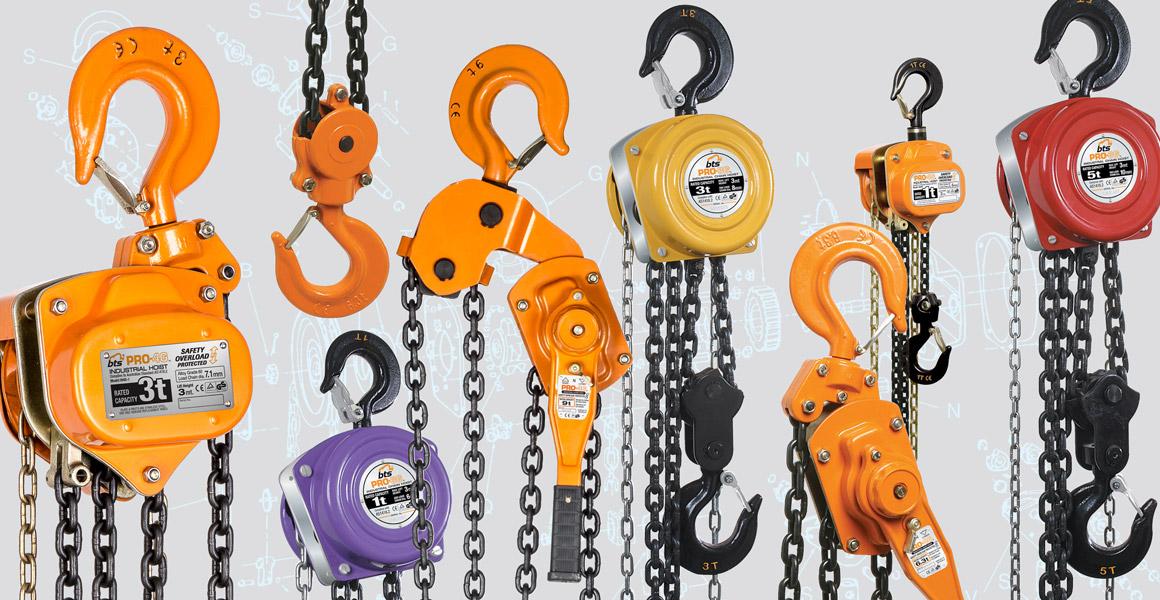 Chain & Lever Block Slider