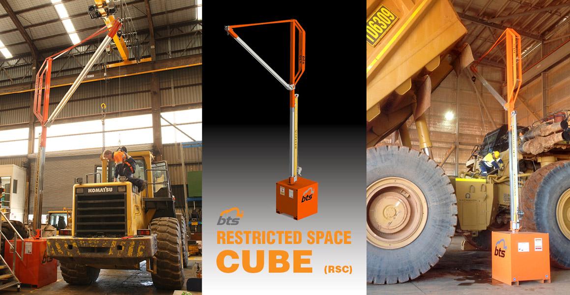 RS Cube Slider