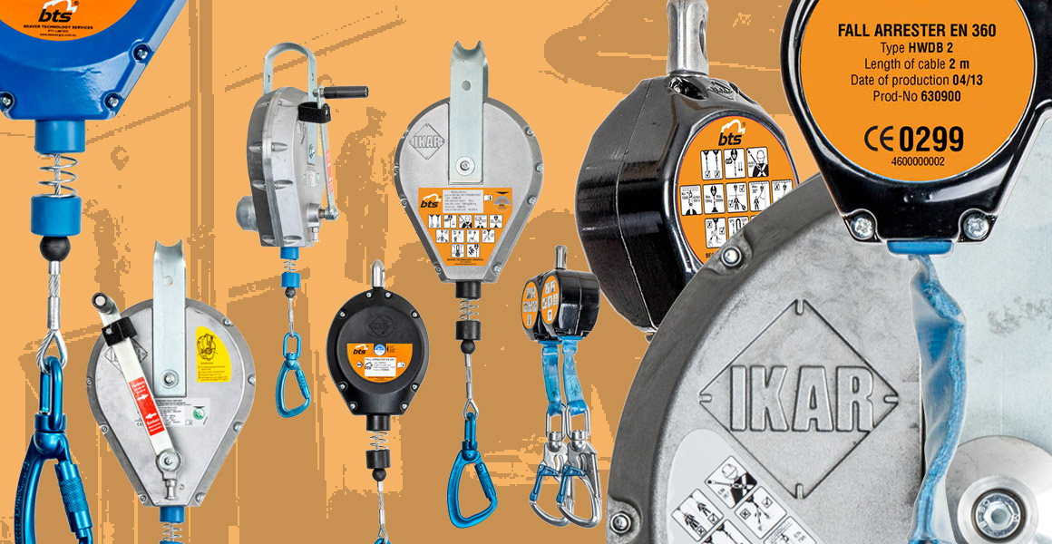 IKAR SRL & Rescue winches Slider
