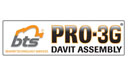 PRO-3G DAVIT LOGO