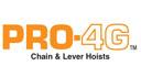 PRO-4G Chain & Lever Hoists