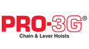 PRO-3G Chain & Lever Hoists