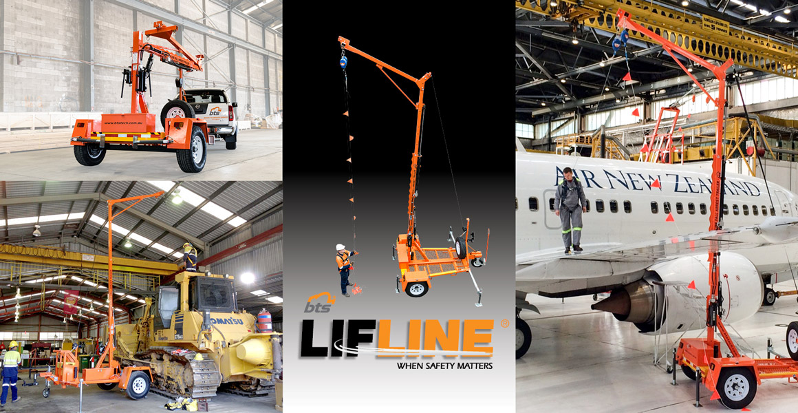 Lifline trailer Slider