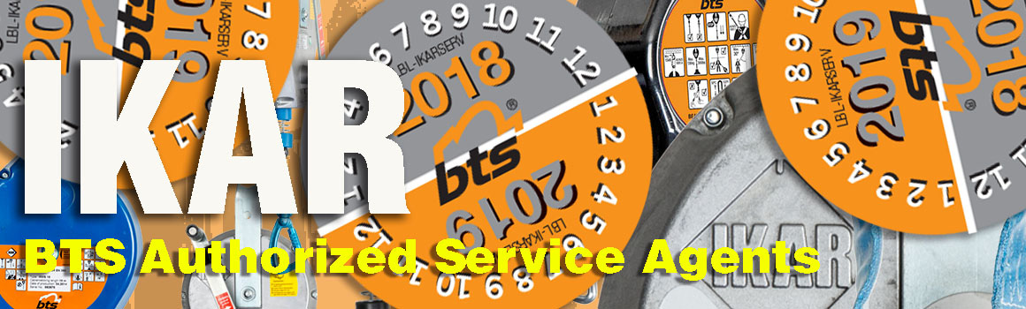IKAR BTS Autherized Service Agents BANNER