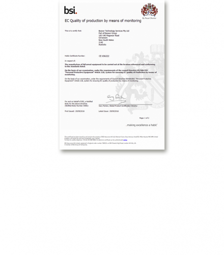 CE 656222 – Article 11B