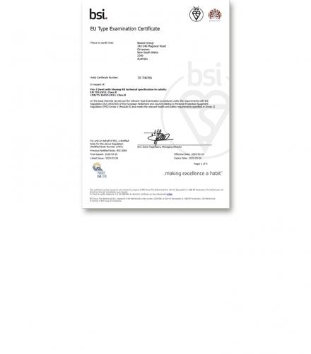 CE706766 Pro-3 Davit