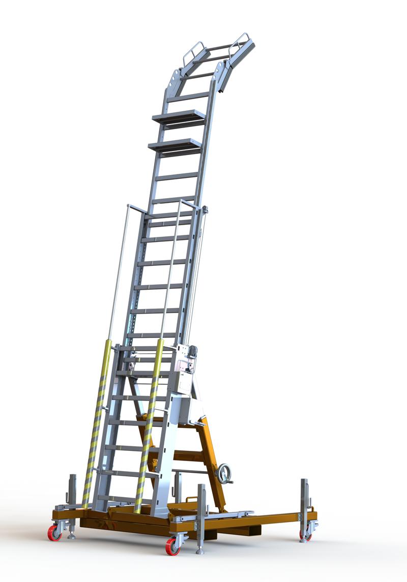 5m Engine Service Stand
