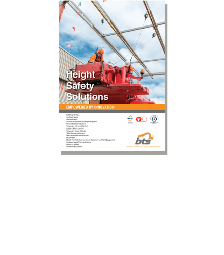 BTS Height Safety Solutions Catalogue 2018