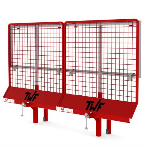 GUARD RAIL and Mesh Panel