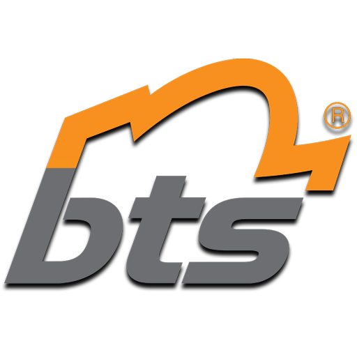 BTS LOGO with Shadow