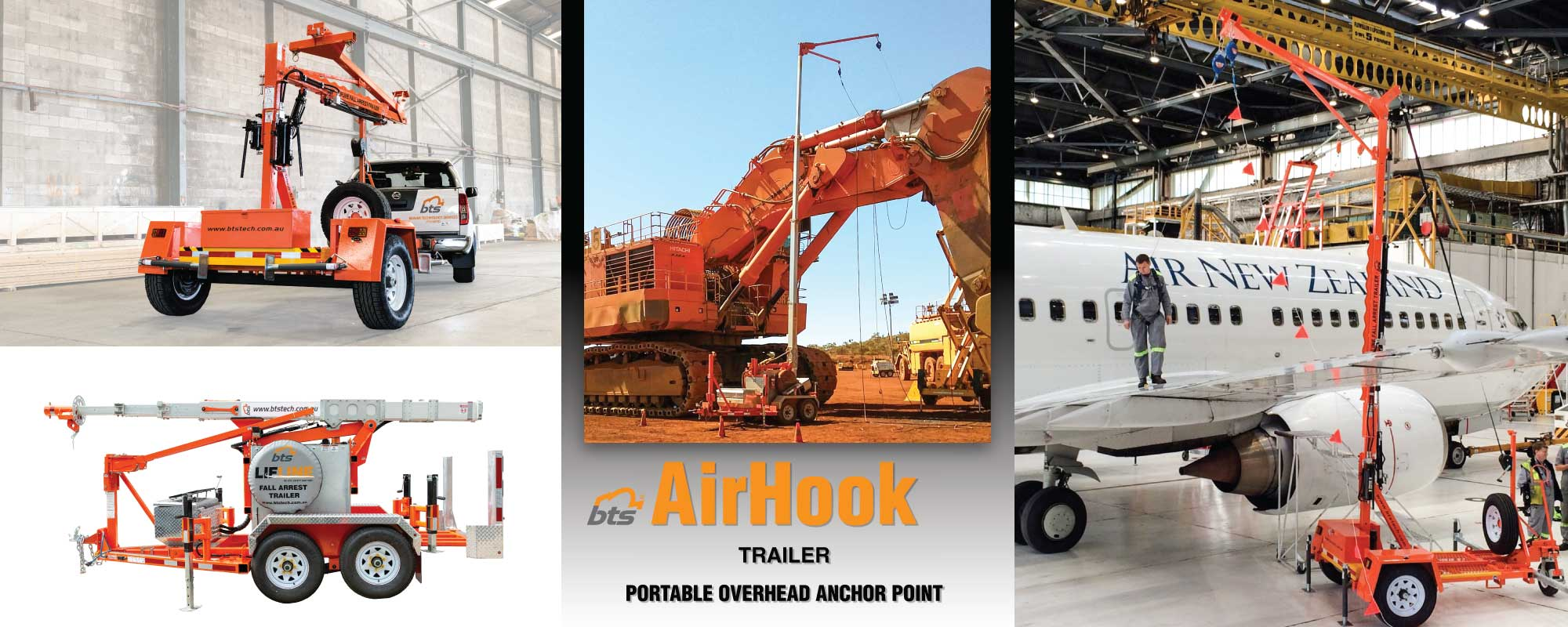 AirHook TraIlers