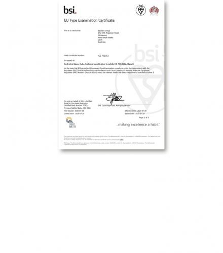 CE 706763 – BTS Airhook-RSC