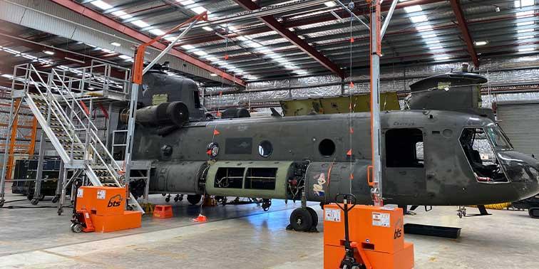 AirHook Lite Oakey Air Base