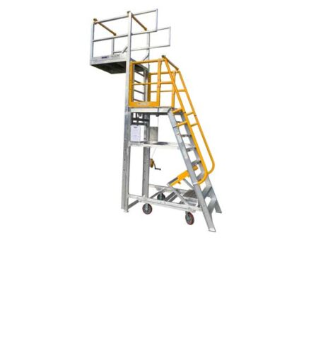 BTS® Adjustable Winch Platforms