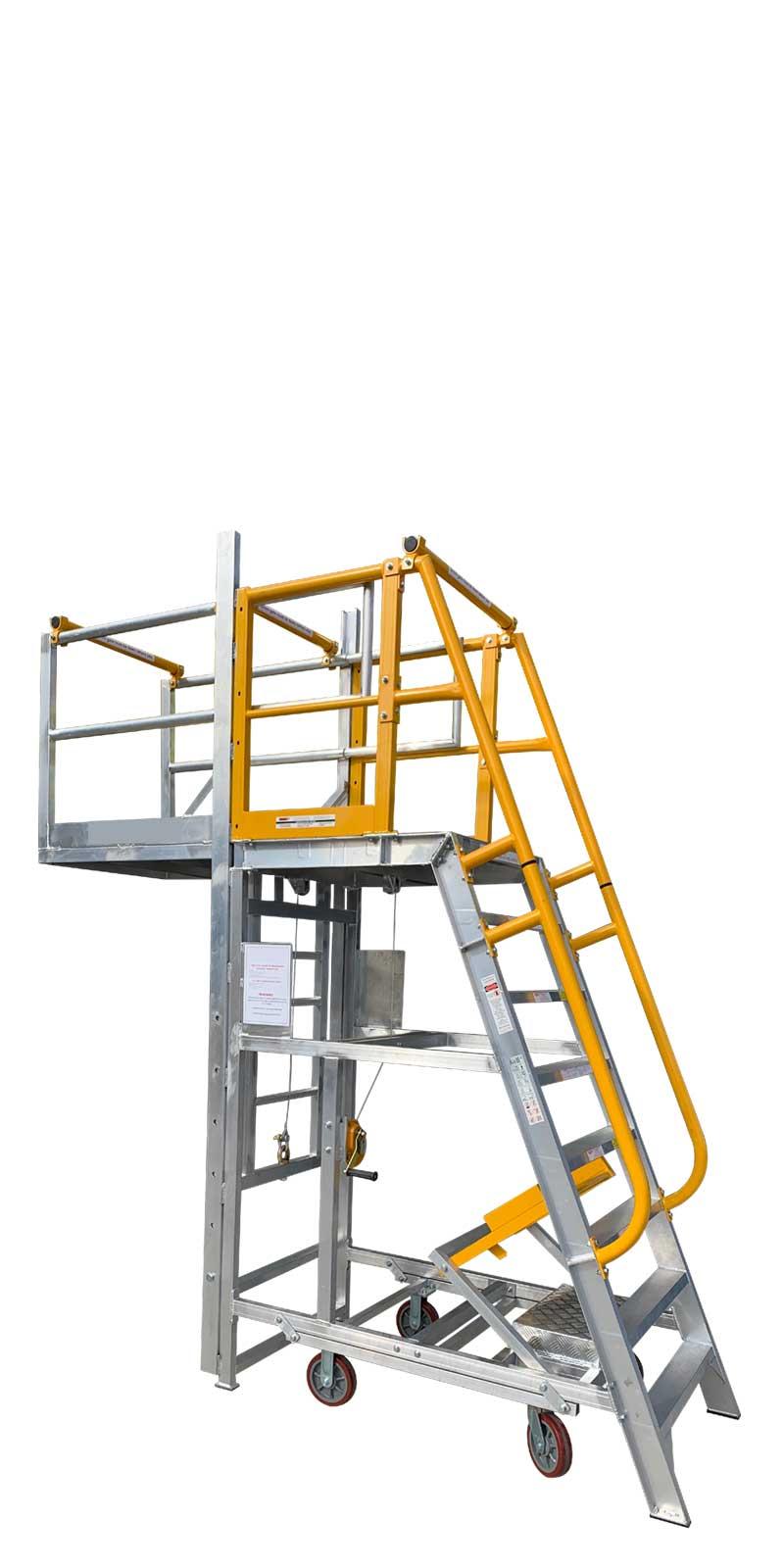 ADJP1400 Adjustable Cantilever Work platform