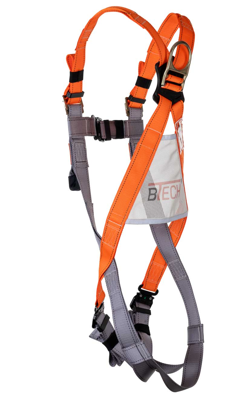 BTH1200CS-Confined Space Harness -BACK