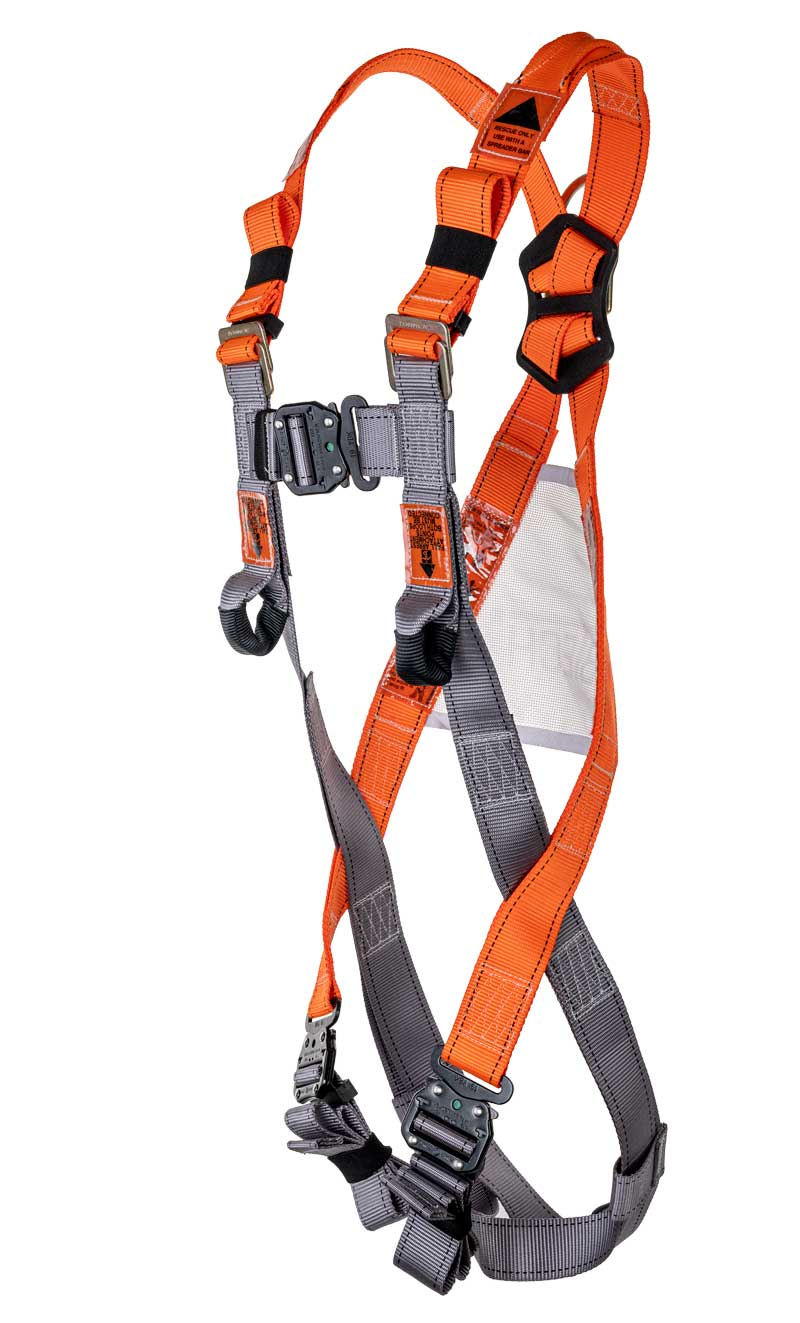 BTH1200CS-Confined Space Harness -FRONT