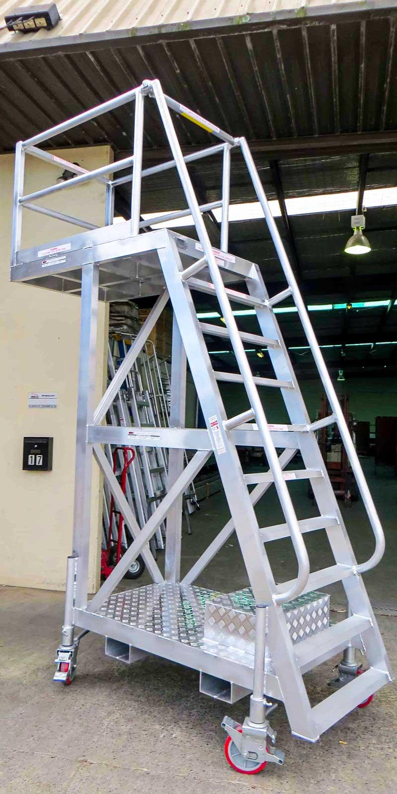 CLP BARE Cantilever Platform
