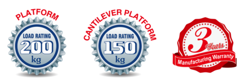 Load Rating & Warranty