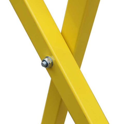 Removable-yellow-folding-handrails
