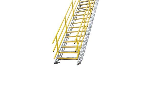 BTS® Self Levelling Stairs