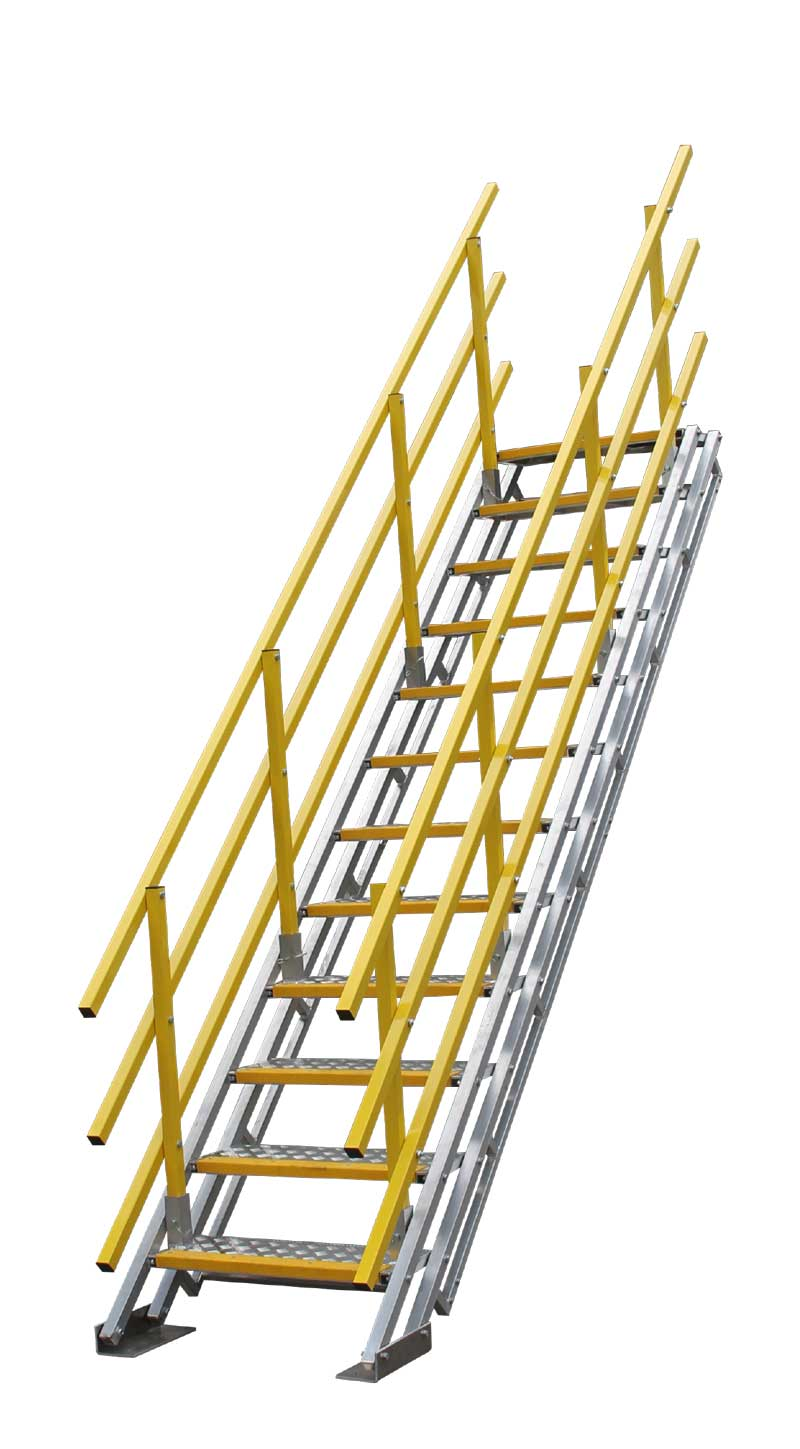 Self Levelling Stairs - Single