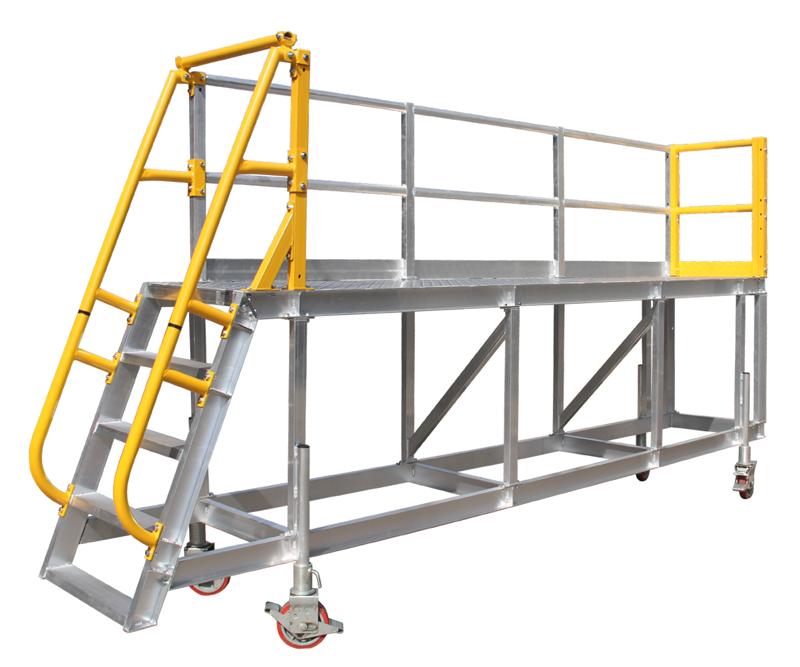 Truck Access Platform 4M