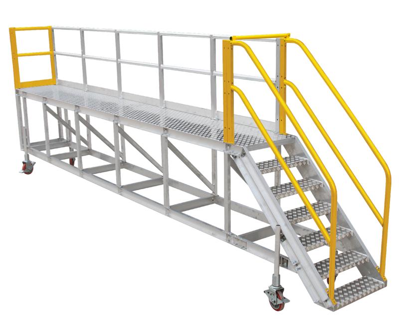 Truck Access Platform 6M-STAIR