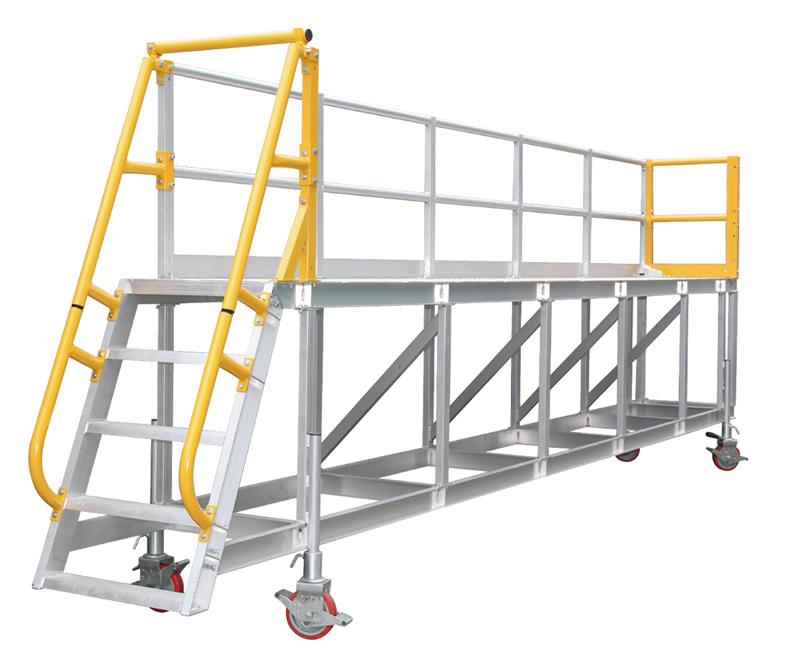 Truck Access Platform 6M-STEP