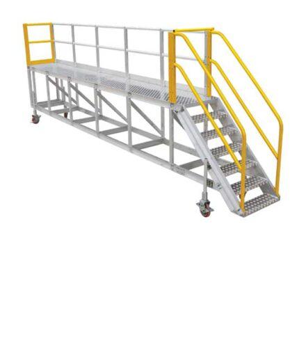 Portable Truck Access Platforms