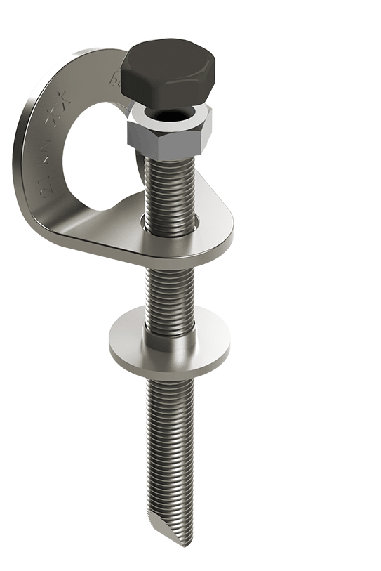 BTS163 Concrete Anchor With removable Nut