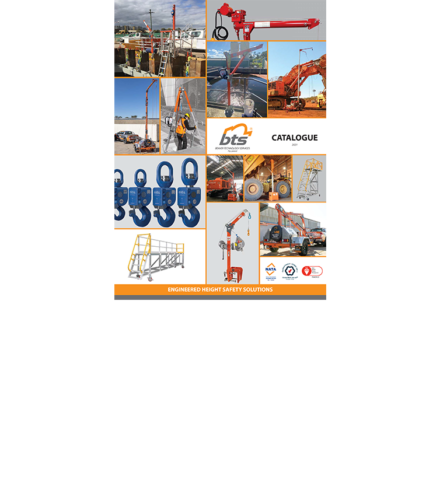 BTS Height Safety Solutions Catalogue  2021