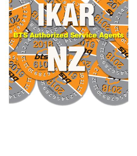 IKAR Service Agent New Zealand
