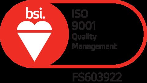 BSI ISO 9001 LOGO