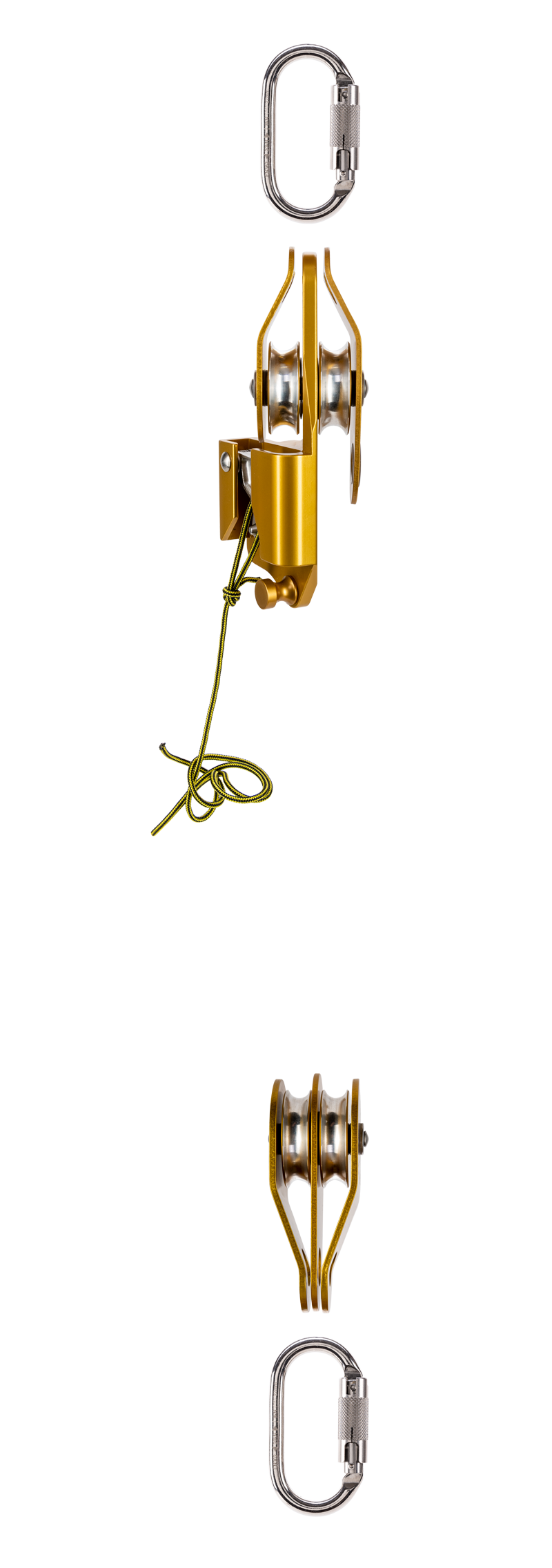 BTECH Rescue Device With Rope & Components