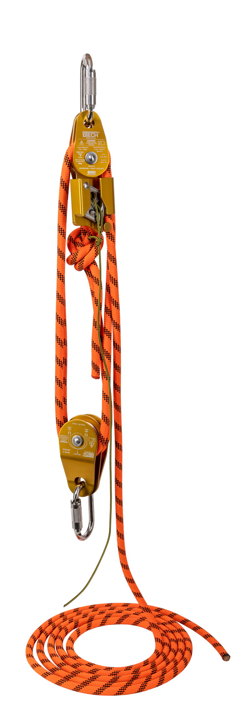 BTECH Rescue Device With Rope